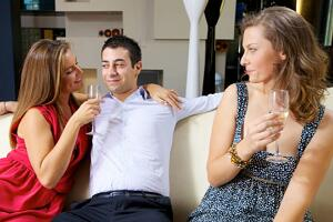 Effectively Find Your Relationship's Third Wheel