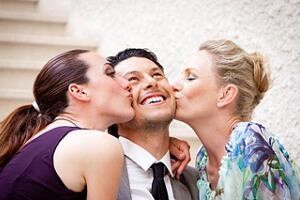 Picking the Right Third Wheel in Your Threesome Mission